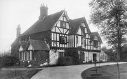 South Godstone, Wonham House 1908