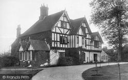 South Godstone, Wonham House 1908
