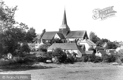 South Harting, Church Of St Mary And St Gabriel 1906