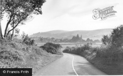 South Harting, From Tarbury c.1955