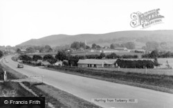 South Harting, From Torberry Hill c.1955