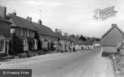 High Street c.1960, South Harting