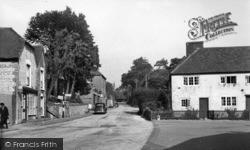 North Lane c.1955, South Harting