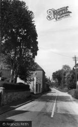 North Lane c.1960, South Harting