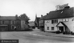 South Harting, The Square c.1960