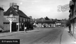 South Harting, The Street c.1960