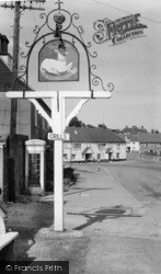 South Harting, The Village c.1960