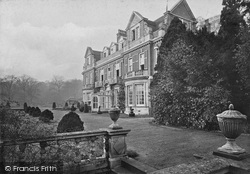 South Holmwood, Anstie Grange 1915