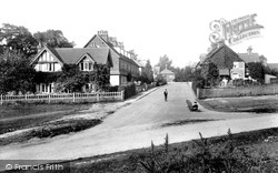 South Holmwood, Buckingham Road 1908