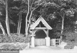 South Holmwood, Church Lychgate 1909