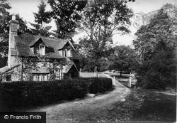 South Holmwood, Entrance To Holmwood Park 1906