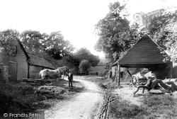 South Holmwood, Folly Farm 1906