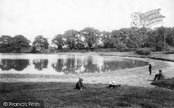 South Holmwood, Four Ways Pond 1904