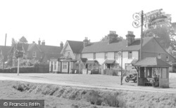 South Holmwood, Holly And Laurel Hotel c.1955