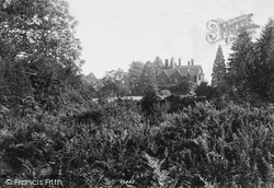 South Holmwood, Holmwood Common, Eutrie 1908