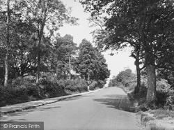 South Holmwood, School Hill 1924