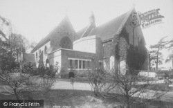 South Holmwood, St Mary Magdalene's Church 1896