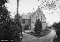 South Holmwood, St Mary Magdalene's Church 1922