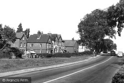 South Holmwood, The Post Office c.1955