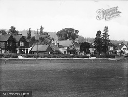 South Holmwood, Village 1924