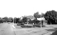 South Knighton, Carisbrooke Road c1965