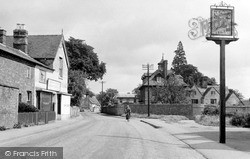 South Littleton, Main Street c.1960