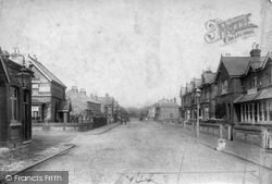 South Merstham, The Village 1902