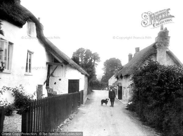 Photo of South Milton, 1927
