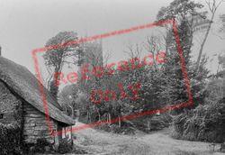 Church 1890, South Milton