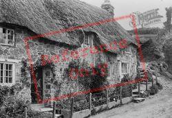 Cottages 1890, South Milton