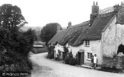 Old House 1927, South Milton