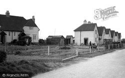 New Council Houses c.1940, South Moreton