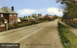 Ball Hill c.1960, South Normanton