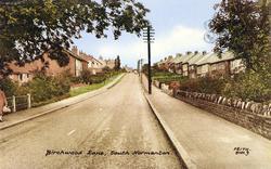 Birchwood Lane c.1960, South Normanton