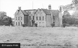 South Normanton, Carnfield Hall c.1965
