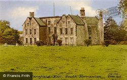 Carnfield Hall c.1965, South Normanton