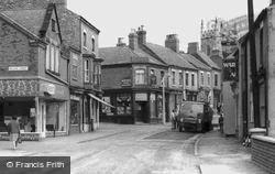 High Street c.1960, South Normanton