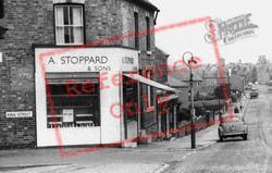 King Street c.1965, South Normanton