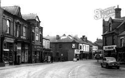 Market Place c.1960, South Normanton