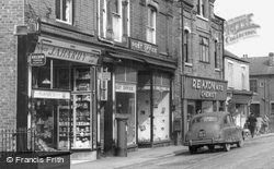 Post Office c.1960, South Normanton