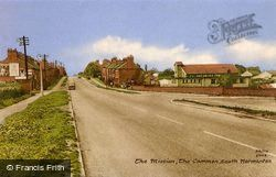 The Mission, The Common c.1960, South Normanton