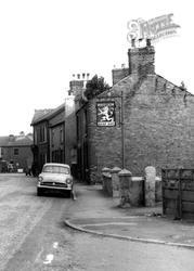 White Lion c.1965, South Normanton