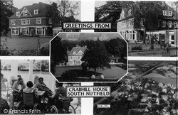 South Nutfield, Crabhill House Composite c.1960