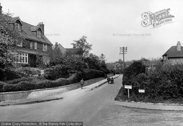 Photo of South Nutfield, Holmesdale Road 1928