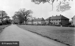 Kings Cross Lane c.1955, South Nutfield