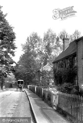 South Nutfield, Mid Street Upper 1907