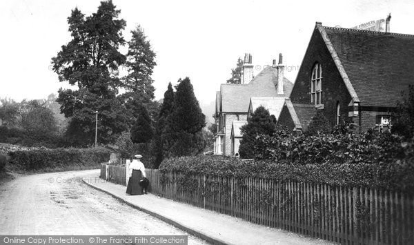 Photo of South Nutfield, Mission Hall  1906
