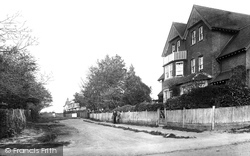 South Nutfield, Morris Road 1922