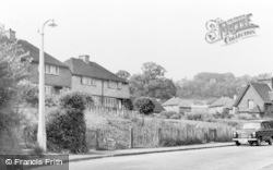 South Nutfield, Ridge Cottages c.1960
