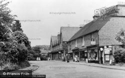 Station Parade c.1955, South Nutfield